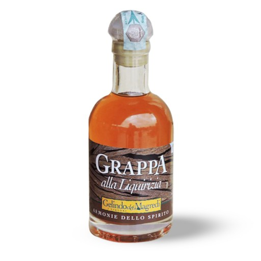 Grappa Liquirizia cl 500